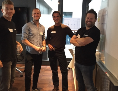 smrtPhone Launches in Copenhagen!